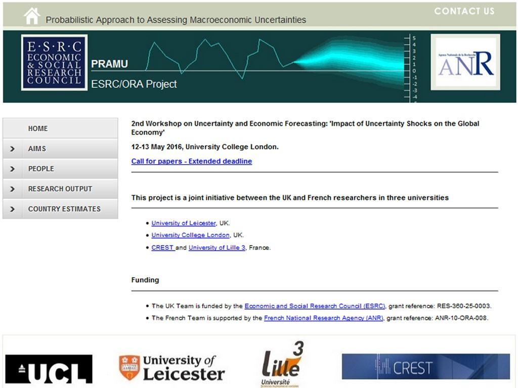 University of Leicester - Mirco Site